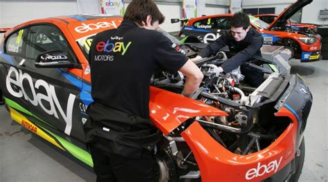 cer makeover btcc win a 163 10 000 car makeover with ebay motors