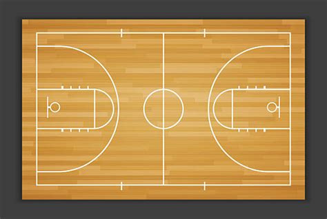 basketball court clipart basketball clip vector images illustrations istock