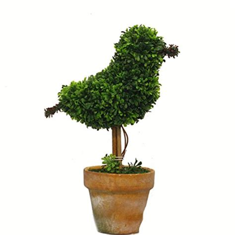 small decorated artificial trees creative bonsai home decorate small green planter