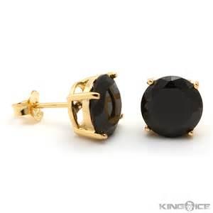 mens earrings black studs on hd hip hop earrings mens earrings bling bling earring iced out 171 diamantbilds