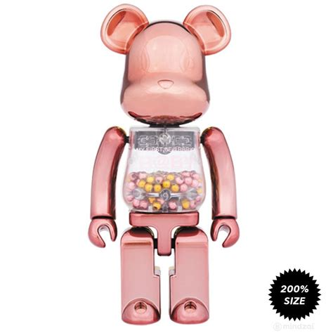 Baby Pink Sucofindo 30gr Original my bearbrick baby pink gold chogokin metal alloy 200