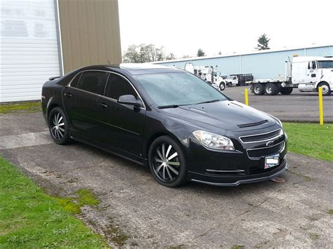 custom chevy malibu chris 09 rksport razzi lt2 the quot could of been an ss