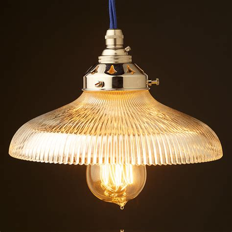 holophane glass light shades holophane glass dish light shade pendant