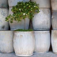 Large White Outdoor Pots Large Outdoor Planters On Large Garden Pots