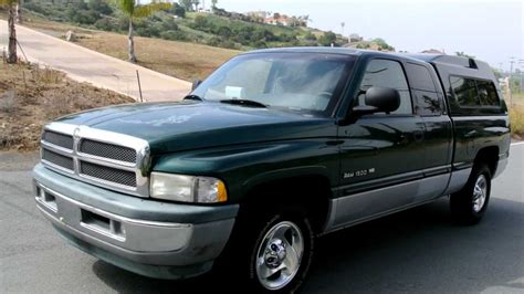 dodge ram 1500 4 door dodge ram 1500 laramie slt club cab 4 door 93k orig