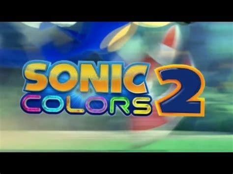 sonic colors lyrics sonic colors 2 e3 trailer 2014 youtube
