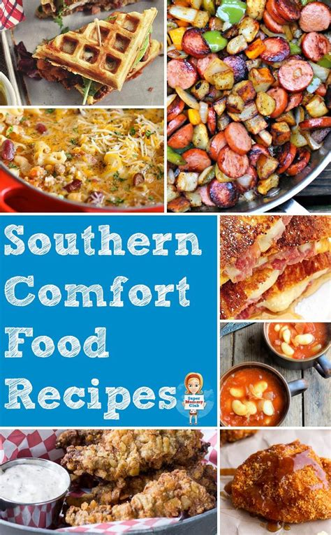 southern comfort food easy southern comfort food recipes