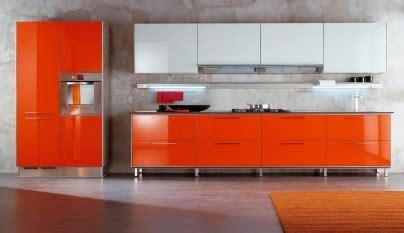 decorar cocina naranja decorar cocinas en naranja