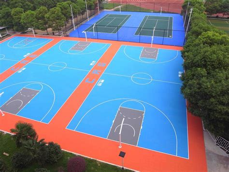 Backyard Basketball Court Tiles by China Modular Basketball Court Floor Tile For Outdoor And