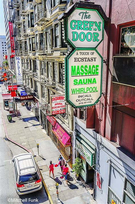 Sf Green Door by The Green Door On Stockton San Francisco By Mitchell Funk Www Mitchellfunk