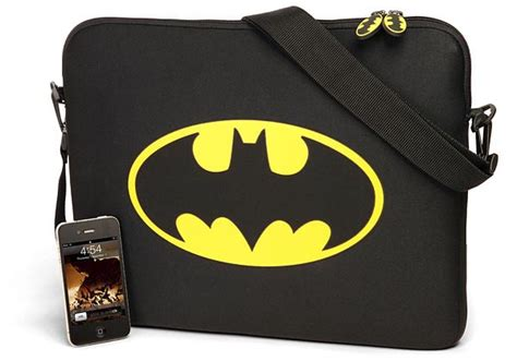 batman themed laptop bag gadgetsin