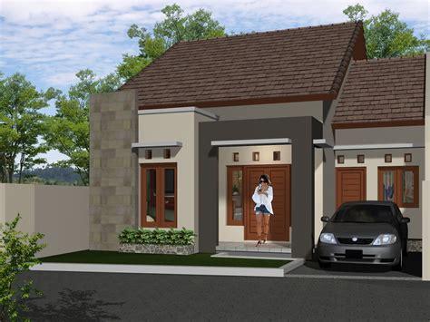 desain rumah satu atap 10 desain atap rumah minimalis simpel modern dinerbacklot