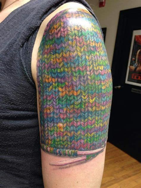tattoo knitting pattern 26 best crochet tattoos images on pinterest crochet