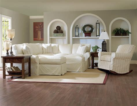 slipcover sofa sectional slipcover sectional sofa with chaise slipcovered chaise
