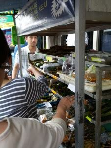 Penjual Lu Jamur menginap semalam rasanya masih kurang untuk menikmati kota