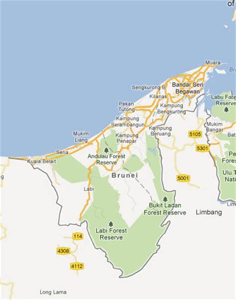 brunei map brunei flag brunei culture and brunei history brunei map bridgat