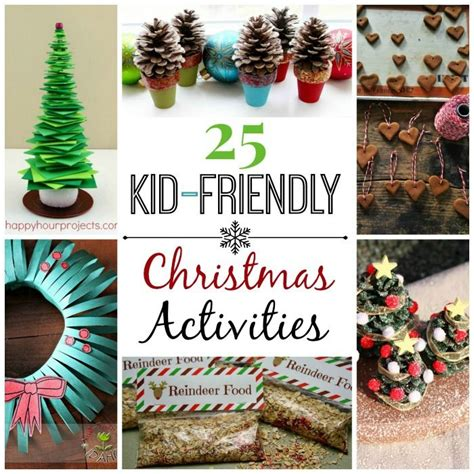 kid friendly christmas crafts 25 kid friendly activities reindeer popsicles and do crafts