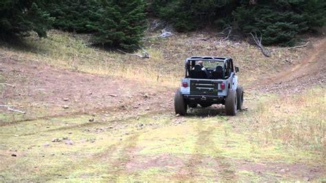 Hill Jeep Jeep Tj V8 Hill Climb