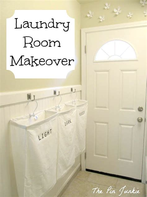 Diy Laundry Room by Craftionary