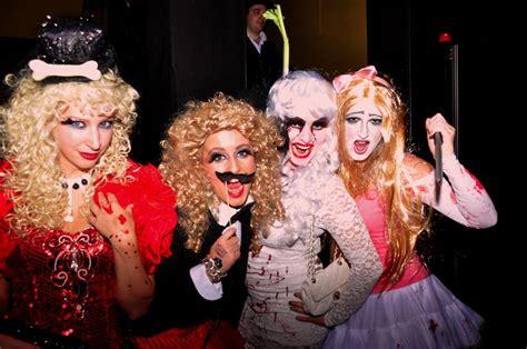 halloween show themes 2011 halloween freak show amsterdam spook