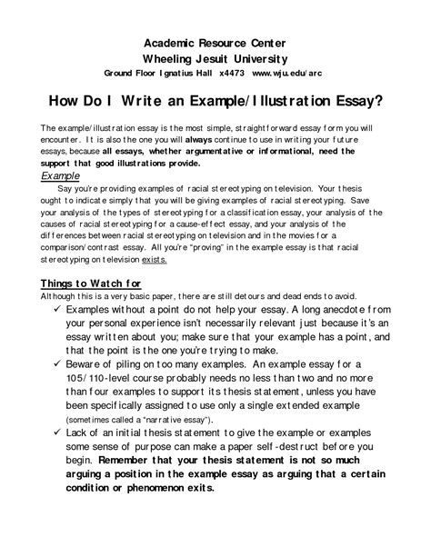 Well Written Essays by Sle Of An Essay Writing Resume Cv Cover Letter