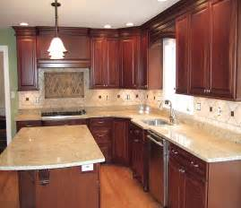 small kitchen remodel ideas on a budget with cherry
