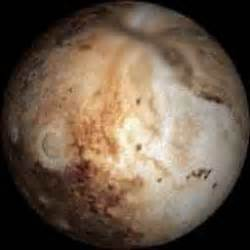what color is pluto the the true color of pluto our universe