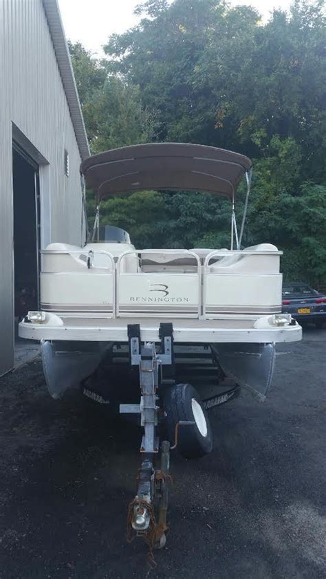 used pontoon deck boats used pontoon boat for sale bennington deck boat columbus