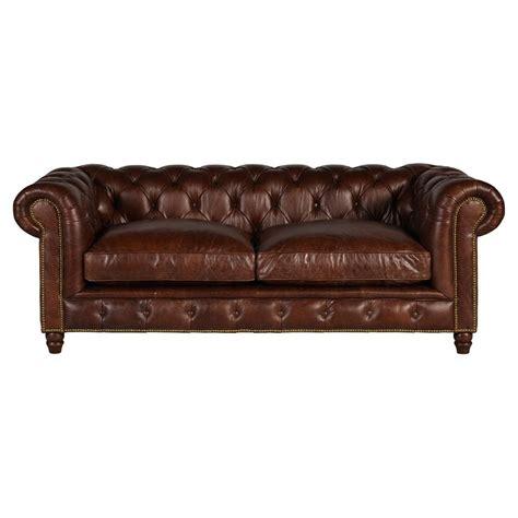 sofa en piel sof 225 s de piel el corte ingl 233 s