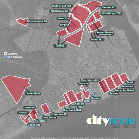 atlantic city casinos map cutbacks growing in ac other casinos topic page