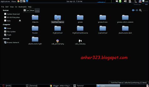 kali linux icon themes cara mengganti icon kali linux anherr blog s