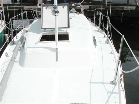 donated boats for sale seattle foredeck