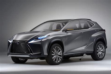 lexus lf nx lexus lf nx concept new crossover hybrid concept autos post