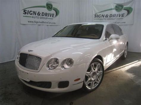 electric and cars manual 2010 bentley continental flying spur instrument cluster sell used bentley continental flying in bullock north carolina united states for us 13 000 00