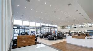 new car showroom new bmw showroom concept glamox