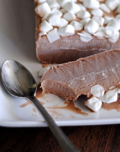 frozen hot cocoa enlightened frozen hot chocolate with ice cream