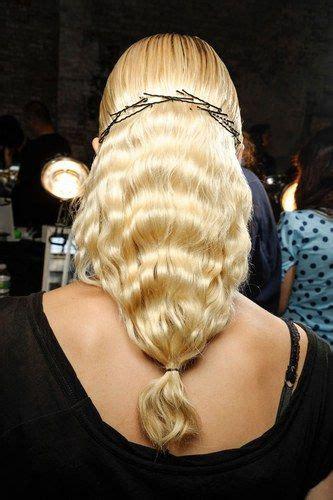 catwalk hair trends for springsummer 2013 mara 17 best ideas about catwalk hair on pinterest runway