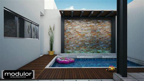 imagenes de muros llorones minimalistas fotos de albercas de estilo moderno alberca y muro