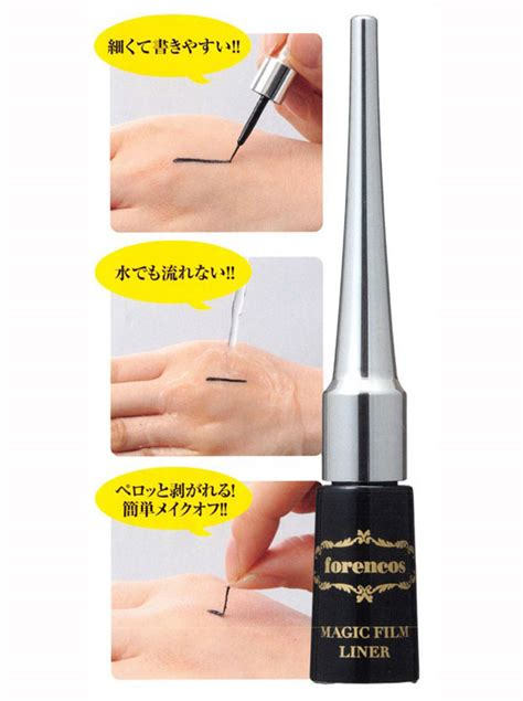 Eyeliner Liquid Vologn Made In Korea forencos magic liner new eyeliner made in south korea