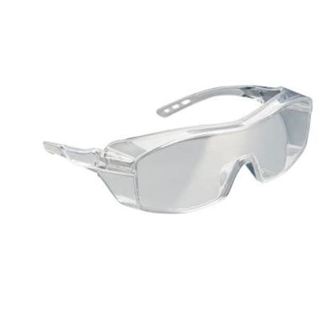 3m tekk protection clear eye protection safety glasses