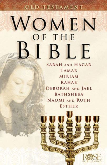 Bible Barnes And Noble Women Of The Bible Old Testament By Benjamin Galan Nook