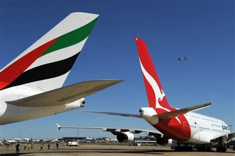 emirates alliance qantas emirates alliance given green light by