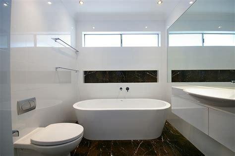 Stand alone bathtubs bathroom modern with back to wall toilet beeyoutifullife com