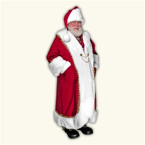 santa claus robes santa co llc