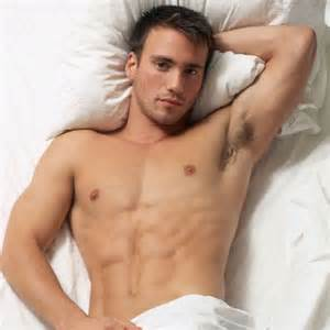 guy in bed guy modeling poses models
