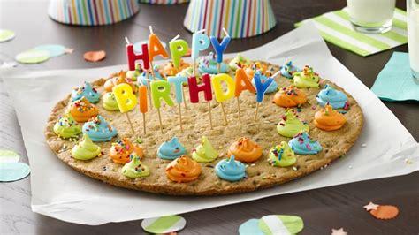 big birthday cookie recipe bettycrockercom