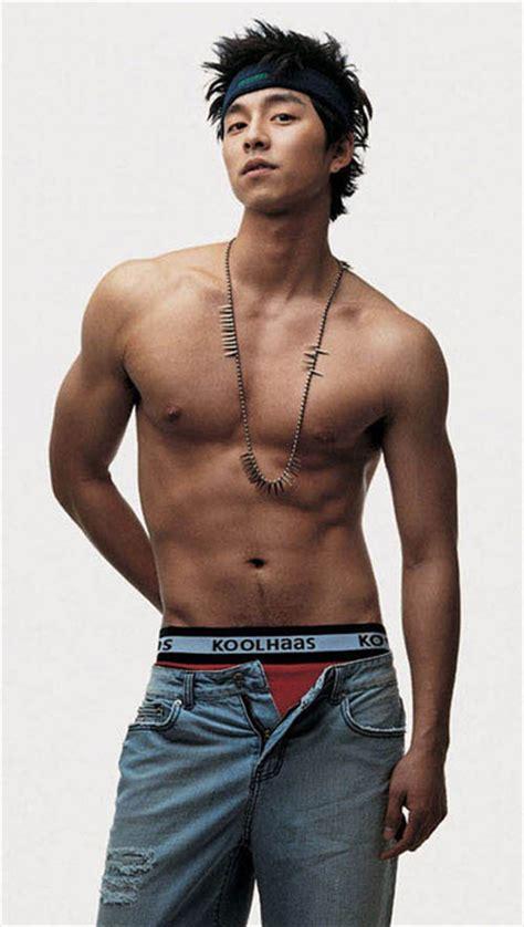L?acteur et modèle coréen ? Gong Yoo   Beau Homme