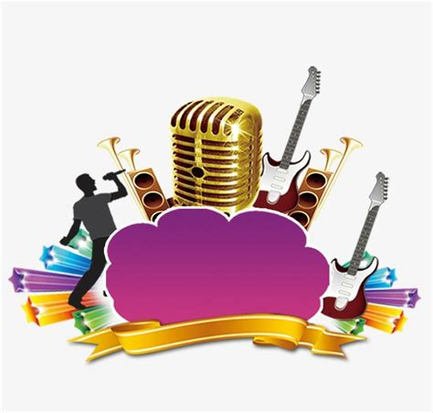Cool Technology by Music Musical Instruments Vocal Png And Psd File For