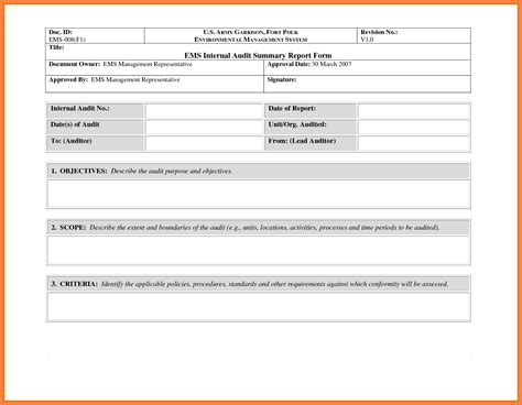 privacy audit template privacy audit template 28 images audit form template