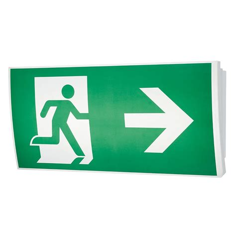 Exit Light mezzolite led exit sign emergency lighting products ltd